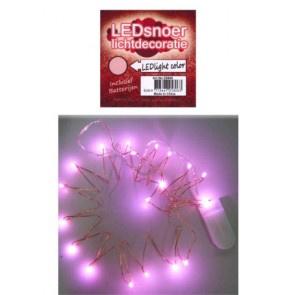 LED lampje rose