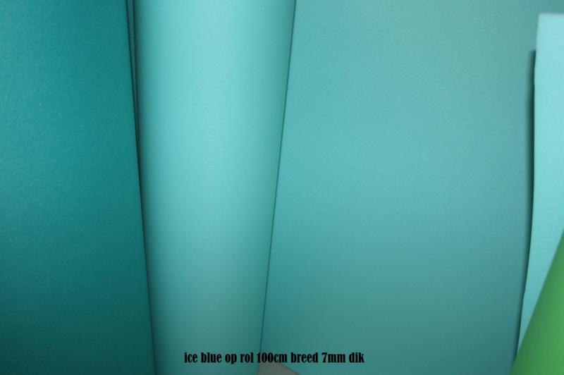 Iceblue 7 mm