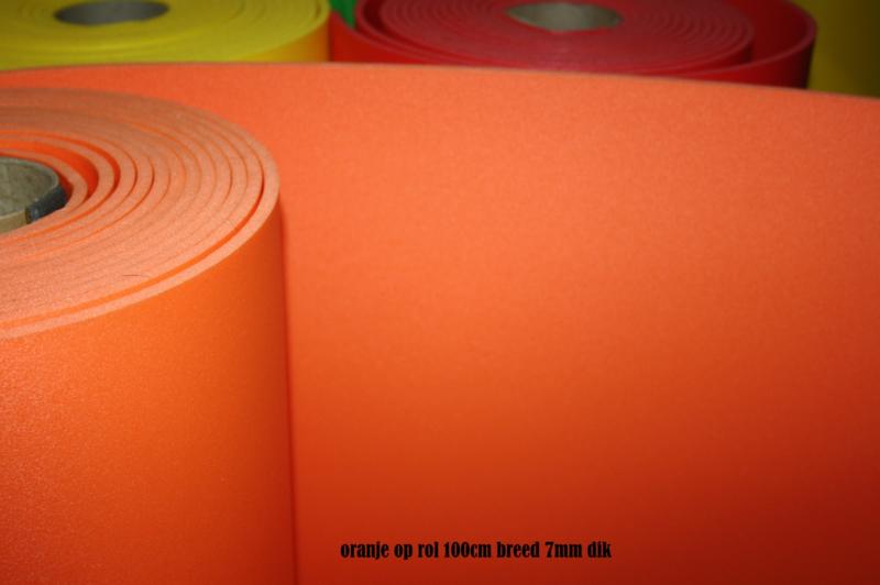 Oranje 7 mm