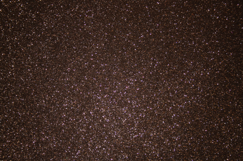 glitterfoam bruin