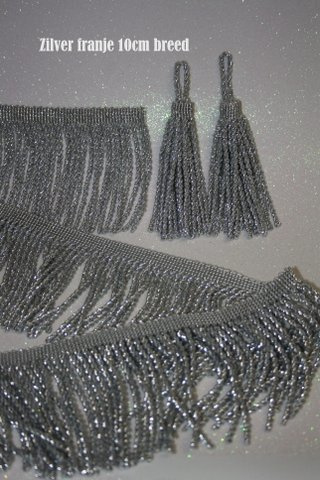 Franje zilver