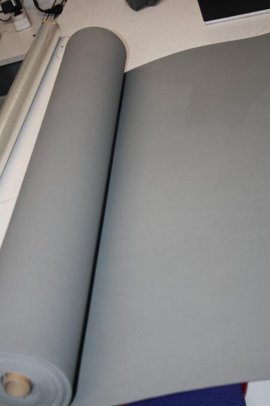 EVA foam 2 mm licht grijs