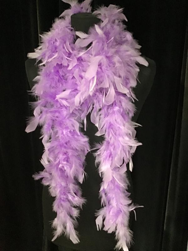Carnavalboa lila