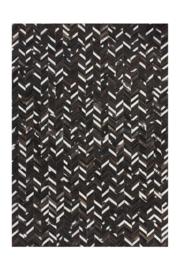 Leather 852 - brown/black