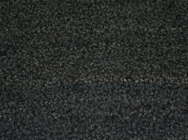 Kokosmat - zwart