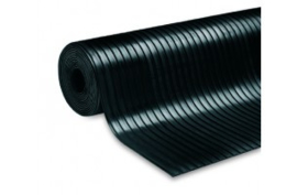 Rubberloper rib 6 mm