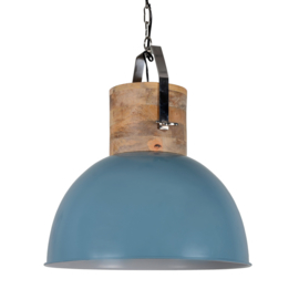 Hanglamp Fabriano 40 cm vintage blue