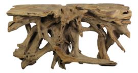 Sidetable - teak root