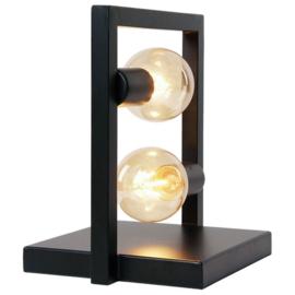 Tafellamp Nero klein zwart