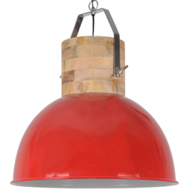 Hanglamp Fabriano 50 cm glans rood