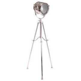 Vloerlamp Studio glans chroom
