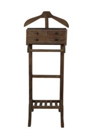 Dressboy - vintage rustiek - mahonie