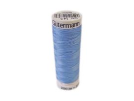 Gütermann 200m Baby blauw (143)
