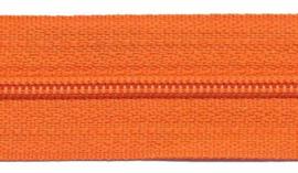 Rits op rol Nylon Oranje 3mm