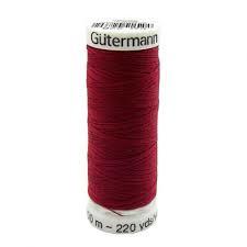 Gütermann 200m wijn rood(226)