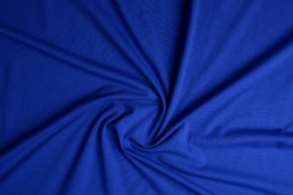 Tricot uni Koningsblauw