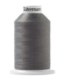 Gutermann 1000m donker grijs (701)