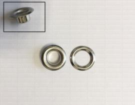 Nestelringen nikkel 5.5mm