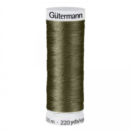 Gütermann 200m Mos groen (399)