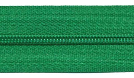 Rits op rol Nylon Groen 3mm