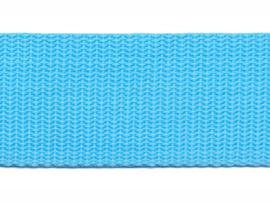 Tassen band PP 30mm Aqua