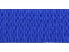 Tassen band PP 30mm Kobalt blauw