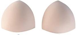 badpak / Bikini inlegcups nude L