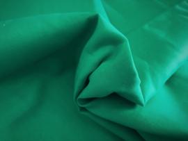 Katoen groen L 95  B 140