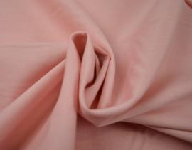 Katoen (Poplin) dusky Roze