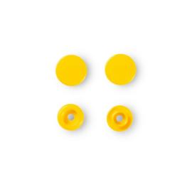 Drukknop Colorsnap prym  geel 12 mm
