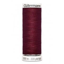 Gütermann 200m Bordeaux (368)