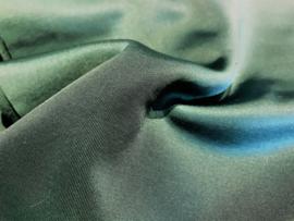 Softshell donker petrol groen L90 B145