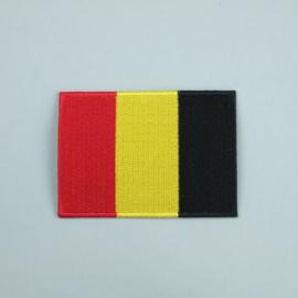 Applicatie vlag belgië