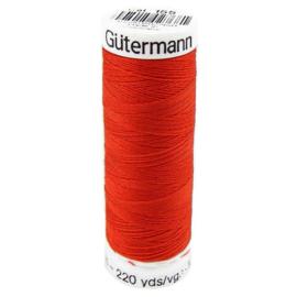 Gütermann 200m Oranje (155)
