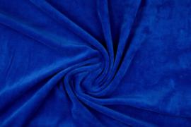Nicky Velours Koningsblauw