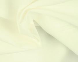 Katoen (Poplin) Gebroken wit