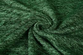 Gebreide Fleece Grasgroen