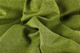 French terry (Swafing) - groen melange