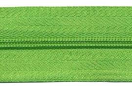Rits op rol Nylon Gif groen 3mm