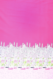 Katoen Pink Paris