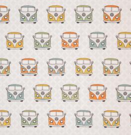 Canvas Volkswagen bus (swafing)