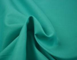 Katoen (Poplin) turquoise