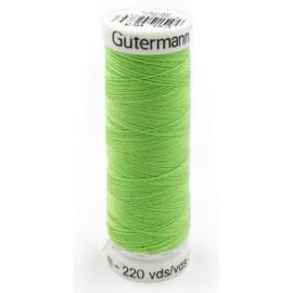 Gütermann 200m Lime groen (153)