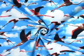 Tricot Flamingo (digitaal)