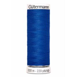 Gütermann 200m Kobalt blauw (315)