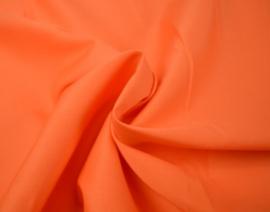 Katoen (Poplin) oranje