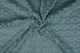 Fantasie Fur mint groen
