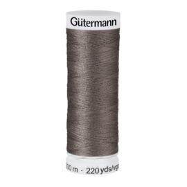 Gütermann 200m donker grijs (036)