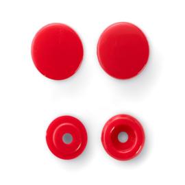 Drukknop Colorsnap prym  rood 12 mm