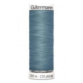 Gütermann 200m grijs groen (362)